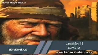 Lección 11 | Lunes 7 de diciembre 2015 | El pacto con Abraham | Escuela Sabática