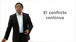 Bosquejo | Lección 5 | Conflicto continúa | Escuela Sabática | Pr. Edison Choque