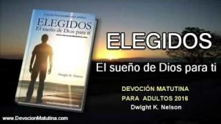 Domingo 3 de enero 2016 | Devoción Matutina para Adultos 2016 | Elegido en el comienzo