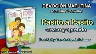 Miércoles 10 de febrero 2016 | Devoción Matutina para niños Pequeños 2016 | Jesús te protege