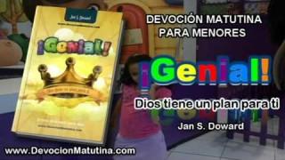 Viernes 5 de febrero 2016 | Devoción Matutina para Menores 2016 | Una almohada dura