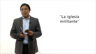 Bosquejo | Lección 12 | La iglesia militante | Escuela Sabática | Pr. Edison Choque