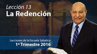 Comentario | Lección 13 | La redención | Pr. Alejandro Bullón | Escuela Sabatica