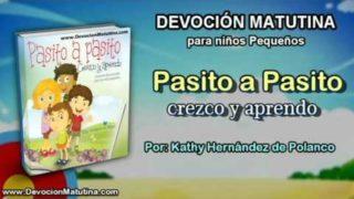 Sábado 7 de mayo 2016 | Devoción Matutina para niños Pequeños 2016 | Dios es tu Padre