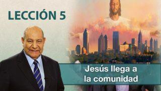 Comentario   Lección 5   Jesús llega a la comunidad   Escuela Sabática   Pr. Alejandro Bullón