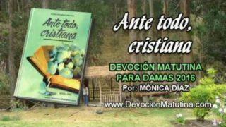 Sábado 16 de julio 2016   Devoción Matutina para Damas 2016   El giro cristiano