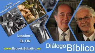 Resumen | Diálogo Bíblico | Lección 1 | El fin | Escuela Sabática | El libro de Job