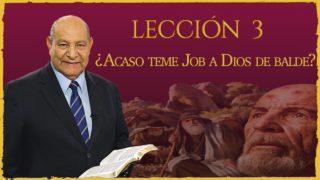 Comentario | Lección 3 | ¿Acaso teme Job a Dios de balde? | Pr. Alejandro Bullón | Escuela Sabática