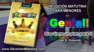 Lunes 3 de octubre 2016 | Devoción Matutina para Menores 2016 | Fe para enfrentar demonios
