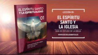 Lección 9 | Lunes 27 de febrero 2017 | El Espíritu Santo nos une por medio del bautismo | Escuela Sabática