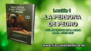 Lección 1 | Miércoles 29 de marzo 2017 | Negar a su Señor | Escuela Sabática