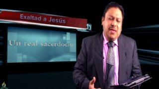 Lección 3   Un real sacerdocio   Escuela Sabática Exaltad a Jesús