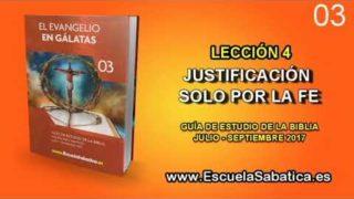 Lección 4   Lunes 17 de julio 2017   Las obras de la Ley   Escuela Sabática