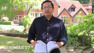 Resumen   Reavivados Por Su Palabra   Jeremías 27   Pr. Adolfo Suarez