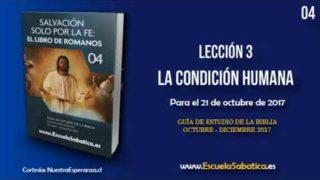 Lección 3   Martes 17 de octubre 2017   ¿Progreso?   Escuela Sabática