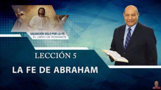 Comentario | Lección 5 | La fe de Abraham | Escuela Sabática Pastor Alejandro Bullón