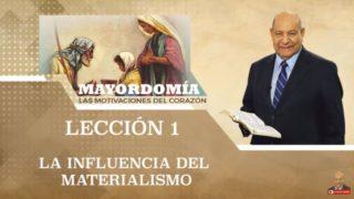 Comentario |  Lección 1 | La Influencia Del Materialismo | Escuela Sabática Pastor Alejandro Bullón