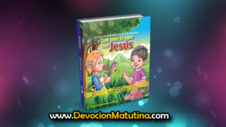 Lunes 1 de enero 2018 | Devoción Matutina Niños Pequeños | Hola, Jesús