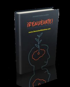 Devoción matutina para jóvenes 2018 ¡Renuévate! Alejandro Medina Villarreal Lecturas devocionales para Jóvenes 2018