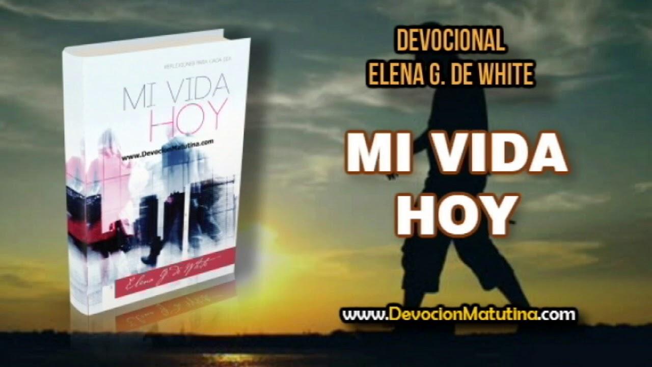 27 de marzo | Mi vida Hoy | Elena G. de White | Una canción en mi corazón