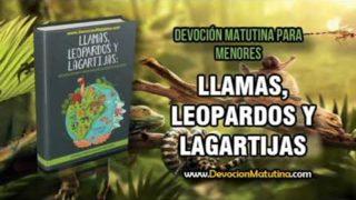 Lunes 2 de abril 2018 | Lecturas devocionales para Menores | La tortuga lora