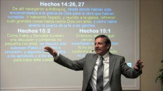 Lección 8 | El concilio de Jerusalén | Escuela Sabática 2000