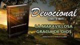 27 de septiembre | Devocional: La maravillosa gracia de Dios | Herederos de la inmortalidad