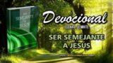 29 de septiembre | Devocional: Ser Semejante a Jesús | El servicio abnegado produce gozo tanto a Cristo como a nosotros