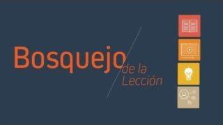 Bosquejo | Lección 4 | La clave de la unidad | Escuela Sabática Pr. Edison Choque