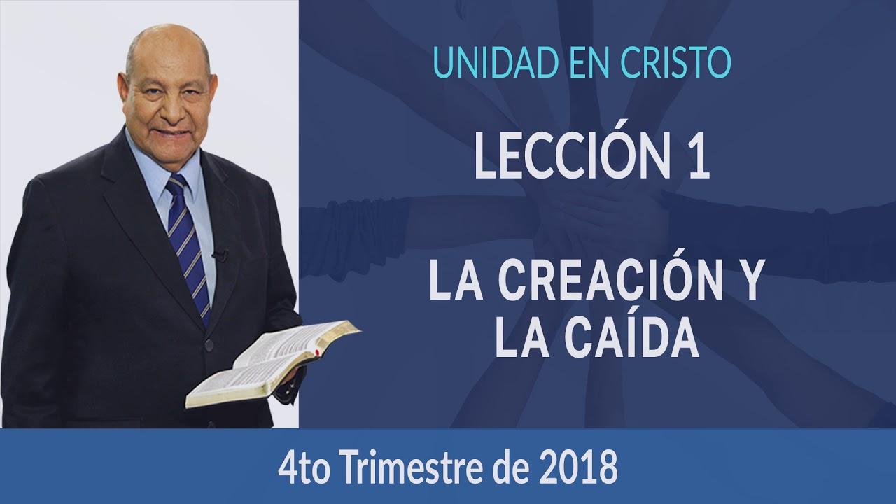 Comentario | Lección 1 | La creación y la caída | Escuela Sabática Pr. Alejandro Bullón