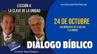 Diálogo Bíblico | Miércoles 24 de octubre 2018 | Los dirigentes de la iglesia | Escuela Sabática