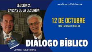 Diálogo Bíblico | Viernes 12 de octubre 2018 | Causas de la desunión | Escuela Sabática