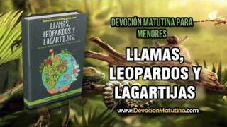Martes 30 de Octubre 2018 | Lecturas devocionales para Menores | La planeadora de la naturaleza