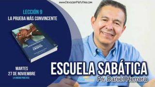Escuela Sabática | 27 de noviembre 2018 | La unidad práctica | Pr. Daniel Herrera