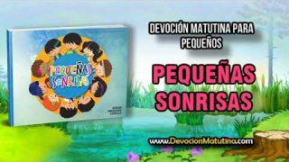 Jueves 29 de noviembre 2018 | Devoción Matutina para Niños Pequeños | Perfume agradable