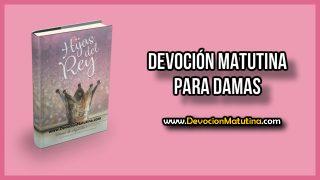 Lunes 18 de marzo 2019 | Devoción Matutina para Damas | Ni yo te condeno ( María Magdalena)