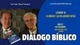 Diálogo Bíblico | Martes 4 de diciembre 2018 | Dones espirituales para la unidad | Escuela Sabática