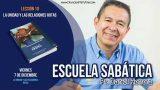 Escuela Sabática | 7 de diciembre 2018 | La unidad y las relaciones rotas | Pr. Daniel Herrera