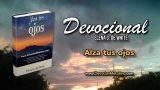 15 de enero | Devocional: Alza tus ojos | Tesoros sagrados