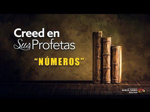 17 de febrero | Creed en sus profetas | Números 11