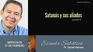 27 de febrero 2019 | La imagen de la bestia | Escuela Sabática Pr. Daniel Herrera