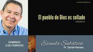3 de febrero 2019 | Contención de los vientos | Escuela Sabática Pr. Daniel Herrera