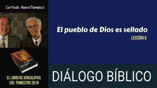 Diálogo Bíblico | 4 de febrero del 2019 | El pueblo de Dios es sellado | Escuela Sabática