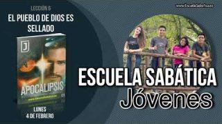 Lección 6 | Lunes 4 de febrero del 2019 | El sello del Dios viviente | Escuela Sabática Jóvenes