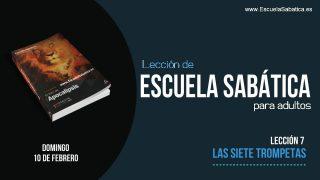 Lección 7 | Domingo 10 de febrero 2019 | Las oraciones de los santos | Escuela Sabática Adultos