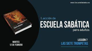 Lección 7 | Martes 12 de febrero 2019 | El Ángel con el librito abierto | Escuela Sabática Adultos