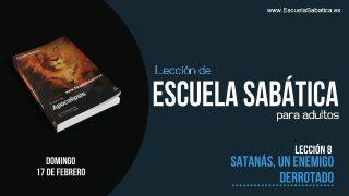 Lección 8 | Domingo 17 de febrero 2019 | La mujer y el dragón | Escuela Sabática Adultos
