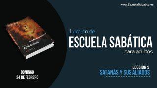 Lección 9 | Domingo 24 de febrero 2019 | La bestia que sube del mar | Escuela Sabática Adultos