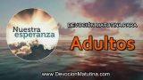 20 de febrero 2019 | Devoción Matutina para Adultos | Fragancias que nunca desaparecen