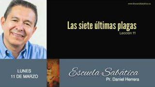 11 de marzo 2019 | El derramamiento de las últimas plagas | Escuela Sabática Pr. Daniel Herrera